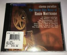 Cinema Paradiso: The Classic Film Music Of Ennio Morricone Cd - Brand New