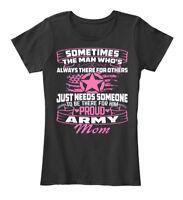 Proud Army Mom Women's Premium Tee T-Shirt