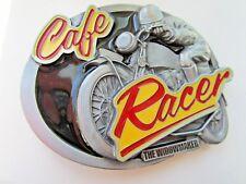 Motorrad Cafe Racer Koppelschloss...