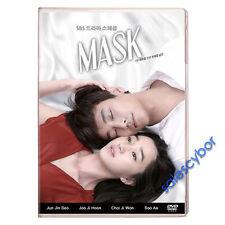 Mask Korean Drama  (4 DVD) Excellent English Subtitles & Quality.