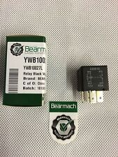 Bearmach Land Rover 4-Pin Multi Purpose Relay (Replaces Yellow)YWB10027