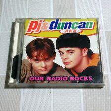 PJ & Duncan Our Radio Rocks JAPAN CD Mint #O01