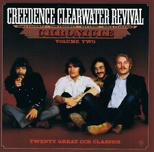 CREEDENCE CLEARWATER REVIVAL / Chronicle - Volume Two - CD Neu CCR Beste Best Of