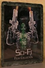 Sci-Fi Film Collection (4-Dvd Set Collectable Tin) New