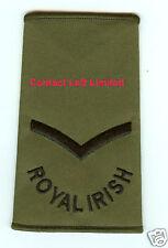 NEW Royal Irish REGT Lance Corporal LCPL Rank Slide