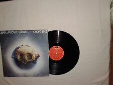 Jean Michel Jarre – Oxygene - Disco 33 Giri LP Vinile UK 1977 Ambient, New Age