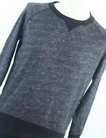 Gap Grey Cotton Blend Mens Jumper Size L