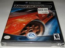 Need for Speed Underground (Nintendo, Game Cube)..Brand NEW!