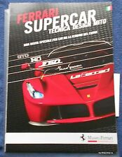 Ferrari LaFerrari Presentation Folder Faltblatt 2013 brochure prospekt press