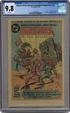 Masters of the Universe Special Preview Insert #NN CGC 9.8 1982 1627519012