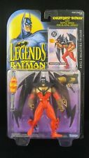KnightQuest Batman Legends of Vintage MOC Kenner 1994 series 1 DC Comics AZRAEL