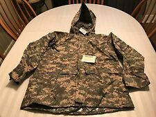ECWCS GEN II Cold Wet Weather Parka Universal ACUPAT Camo Size Large-Short NWT