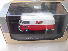 "Atlas Legendäre Nutzfahrzeuge 1:43 VW Transporter T1b Bj 1957 ""Sarotti"" mit OVP"