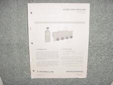 Motorola Filters and Duplexers - Manual & Docs on CD