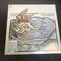 Leonard Cohen New Skin For The Old Ceremony  Sundazed Music LP 5286 Remastered