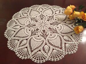 Beautiful Hand Made Crochet Doily