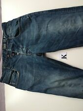 G-Star NEW RADAR TAPERED Mens Blue Jeans. W33 L30, PhotoK