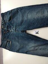 G-Star NEW RADAR TAPERED Mens Blue Jeans. W33 L30, PhotoK