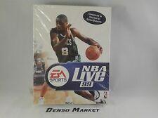 NBA LIVE 99 1999 PC COMPUTER BIG BOX EDIZIONE CARTONATA ITALIANA NUOVO SIGILLATO