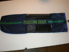 Fighting Irish Notre Dame Baseball Softball Dark Blue/Green Equipment Bat Bag