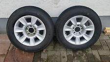 2 Stück,  BMW 5er E39 Alufelgen 7Jx15 Zoll Original mit Reifen Ersatzrad