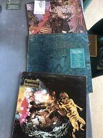 Santana Vinyl Album Lp Record X 3 Borboletta Abraxas Third Album Cbs Original