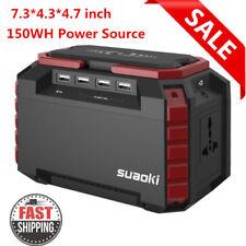 Suaoki S270 Portable Charging Station Solar Generator Emergency Power Supply AUS
