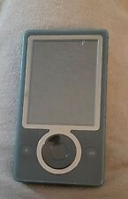 MICROSOFT ZUNE BLACK 30GB WORKS PERFECT BATTERY STILL HOLDS CHARGE. No Music