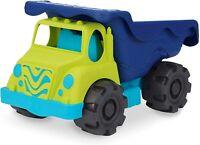 "B. Toys – Colossal Cruiser – 20"" Large Sand Truck – Beach Toy Dump Trucks for Ki"