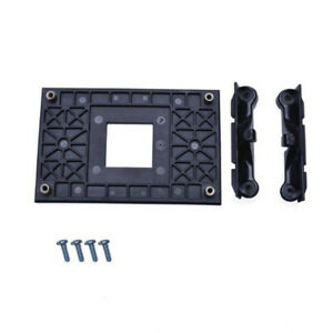 Stable Radiator Mount Sturdy CPU Fan Bracket Support Holder Back Plate For AM4
