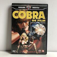Cobra De Film Manga Anime DVD NL Subs