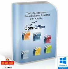 Open Office 2015 für Microsoft Windows-Home & Student - 2007 2010 2013 365