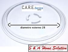 Placa Microonda whirpool Diámetro 28,0cm Original 481246678407