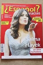 Espanol 32/2015 SALMA HAYEK on cover  Polish Magazine