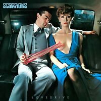 SCORPIONS : LOVEDRIVE (DIGIPACK) -  BRAND NEW & SEALED CD<