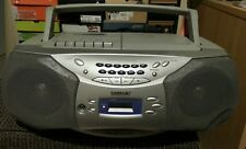 Sony CFD-S26 AM FM CD Radio Tape Cassette Boombox CD player not working Retro