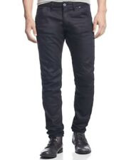 G-Star Raw 5620 Low Rise Tapered Jeans  Black W36 L30 MSRP $170