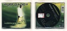 Cd PUFF DADDY JIMMY PAGE Come with me GODZILLA NUOVO Cds single singolo 4 TRACKS