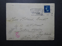 Netherlands 1941 Censor Cover to USA (XII) - Z10733
