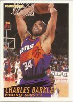 Charles Barkley Fleer 1994/95 NBA Basketball Card #175