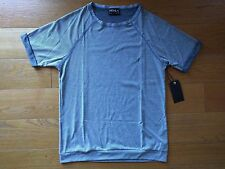 new t-shirt uomo ARSNL Clothing tee mens maglia manica corte blu S maglietta