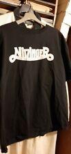 Vintage 1970's Blues Singer John Nitzinger Autographed T-Shirt