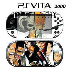 Vinyl Decal Skin Sticker for Sony PS Vita Slim 2000 Bleach Ichigo 1