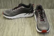 Hoka One One Clifton 6 1102872 Running Shoes, Men's Size 9, Gray