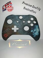 """Limited Edition Custom Xbox One S Controller Front Shell """"Gears Of War 5"""""""