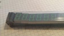 HP HDSP-5601 GREEN LED Display CAT H BIN 4 NEW Lot of 5 Free shipping!