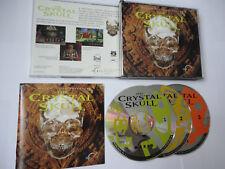 The Crystal Skull IBM Windows PC CD-Rom FMV Game Maxis Mythic Aztec Adventure