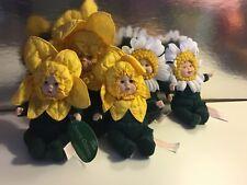 Anne Geddes Flower Baby Lot