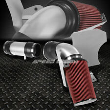 FOR 99-04 SUPERDUTY/EXCURSION 6.8 V10 COLD AIR INTAKE ALUMINUM PIPE+HEAT SHIELD