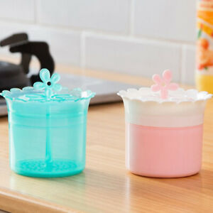 Flower Simple Face Cleanser Shower Bath Shampoo Foam MakerA^BI